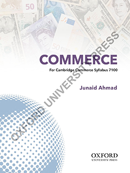 NEW Commerce for Cambridge Commerce Syllabus 7100